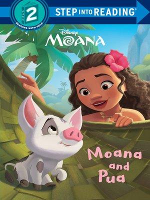 cover image of Moana and Pua (Disney Moana)