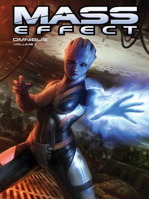cover image of Mass Effect Omnibus Volume 1