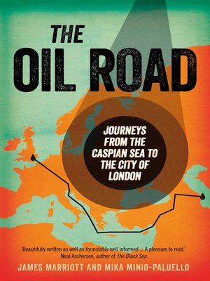 cover image of The Oil Road