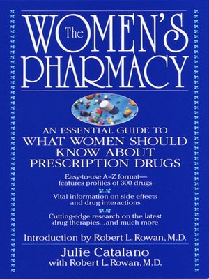 cover image of The Women's Pharmacy