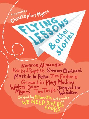 cover image of Flying Lessons & Other Stories
