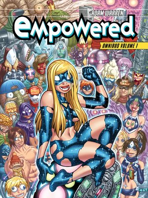 cover image of Empowered (2007), Omnibus Volume 1