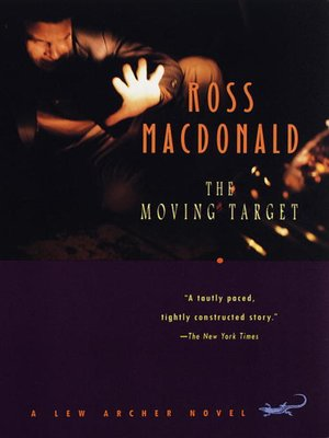 cover image of The Moving Target