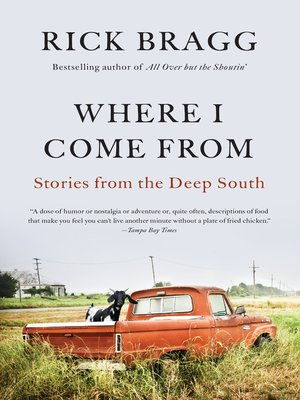 cover image of Where I Come From