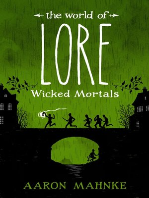 cover image of Wicked Mortals