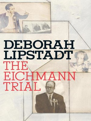 cover image of The Eichmann Trial