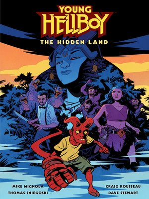 cover image of Young Hellboy