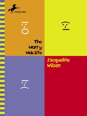 cover image of The Worry Web Site