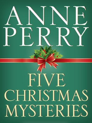 cover image of Five Christmas Mysteries