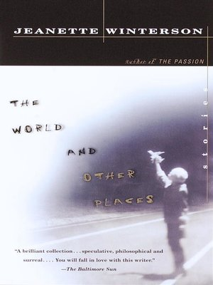 cover image of The World and Other Places