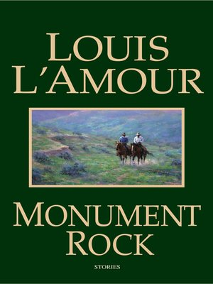 cover image of Monument Rock