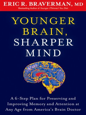 cover image of Younger Brain, Sharper Mind