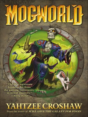 cover image of Mogworld