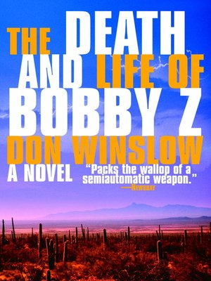 cover image of The Death and Life of Bobby Z