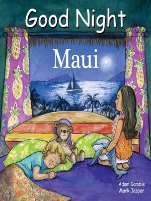 cover image of Good Night Maui