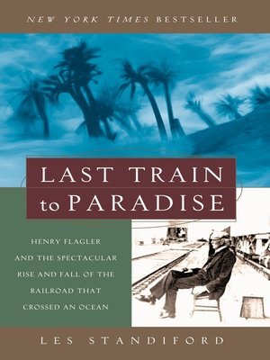 cover image of Last Train to Paradise