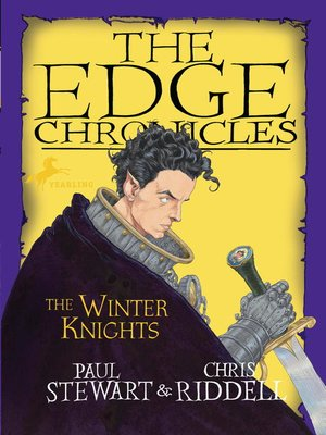 cover image of The Winter Knights
