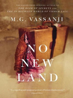 cover image of No New Land