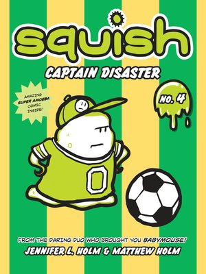 cover image of Squish #4
