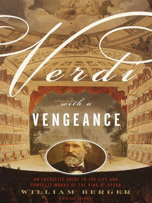 cover image of Verdi With a Vengeance