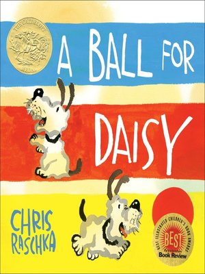 cover image of A Ball for Daisy