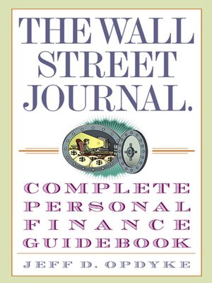 cover image of The Wall Street Journal. Complete Personal Finance Guidebook