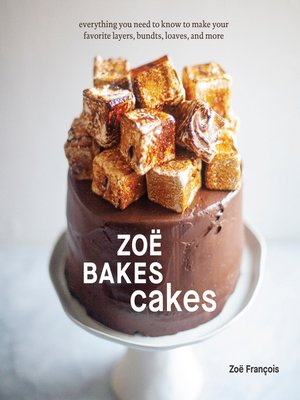 cover image of Zoë Bakes Cakes