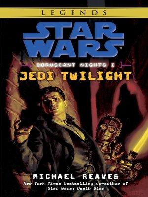 cover image of Jedi Twilight