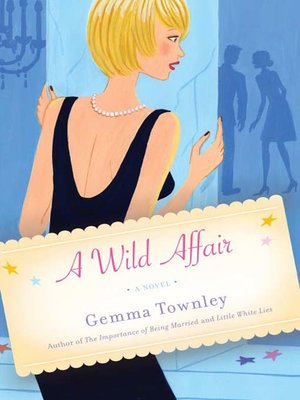 cover image of A Wild Affair