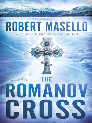 cover image of The Romanov Cross