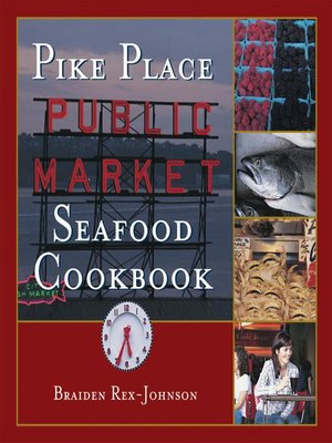 cover image of Pike Place Public Market Seafood Cookbook