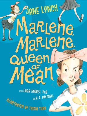 cover image of Marlene, Marlene, Queen of Mean