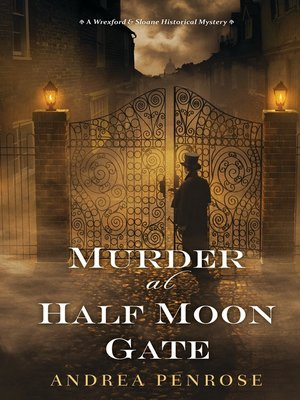 cover image of Murder at Half Moon Gate