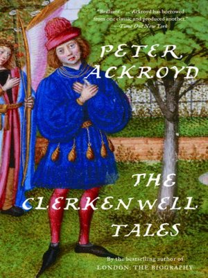 cover image of The Clerkenwell Tales