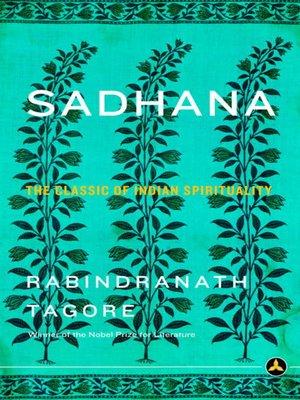 cover image of Sadhana