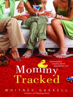 cover image of Mommy Tracked