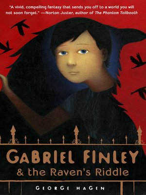 cover image of Gabriel Finley and the Raven's Riddle