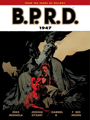 cover image of B.P.R.D. (2002), Volume 13