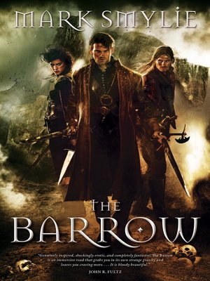 cover image of The Barrow