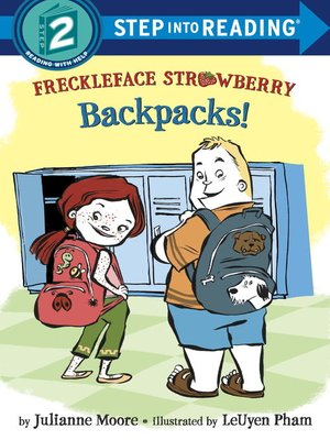 cover image of Backpacks!