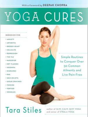 cover image of Yoga Cures