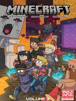 cover image of Minecraft Volume 3