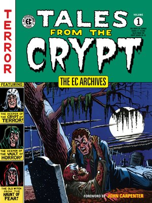 cover image of Tales from the Crypt (1950), Volume 1