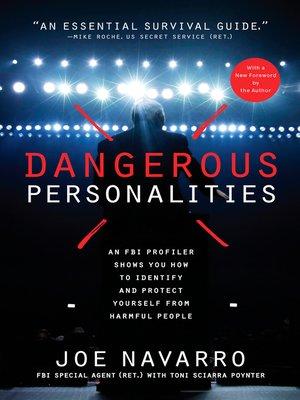 cover image of Dangerous Personalities