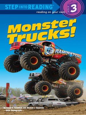 cover image of Monster Trucks!