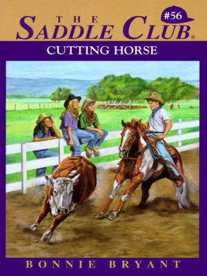 cover image of Cutting Horse