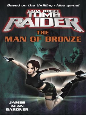 cover image of The Man of Bronze