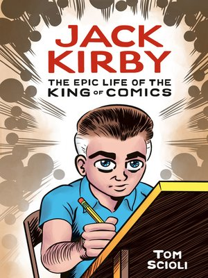 cover image of Jack Kirby