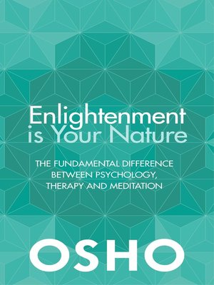 cover image of Enlightenment Is Your Nature