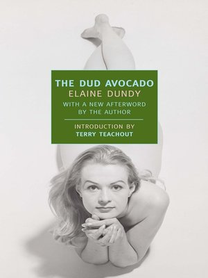 cover image of The Dud Avocado